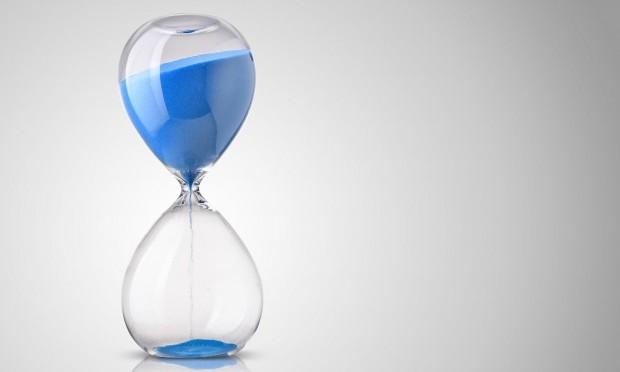 Timeglas. Timeglas